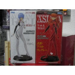 (PACK) Evangelion : Rei & Asuka