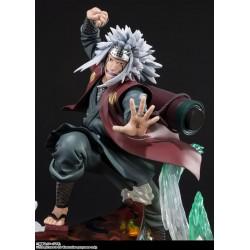Figuarts Zero - JIRAIYA - Naruto Kizuna Relation