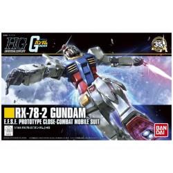 Maqueta MOBILE SUIT GUNDAM - RX-78-2 (Revive) - Gunpla HG