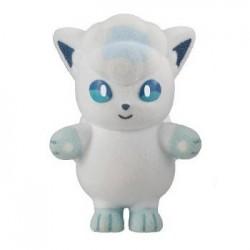 POKEMON - Pokemofu Doll - ALOLA VULPIX