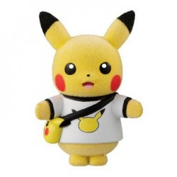 POKEMON - Pokemofu Doll - PIKACHU (I Love Pikachu)