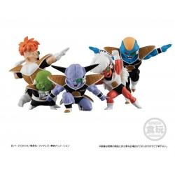 Dragon Ball Adverge Motion 2 - GINYU FORCE - Complete Set