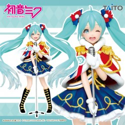 Vocaloid - HATSUNE MIKU (Winter Live)
