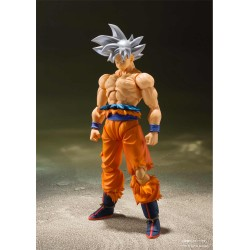 S.H.Figuarts - Dragon Ball - GOKU ULTRA INSTINCT