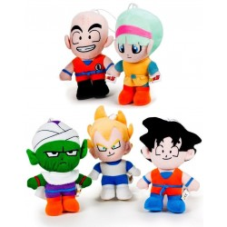 Peluches DRAGON BALL - 30 cm - Lote