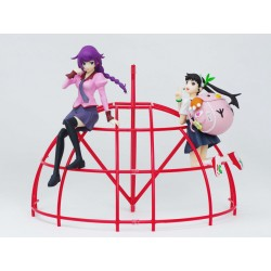 Monogatari Series - SENJOUGAHARA & HACHIKUJI - Figure Set