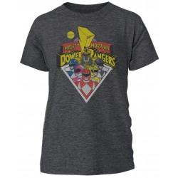 Camiseta POWER RANGERS - (XXL)