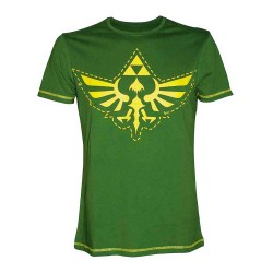 Camiseta ZELDA - (M) - Triforce