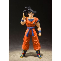 S.H.Figuarts Dragon Ball Z - SON GOKU - (A Saiyan Raised on Earth)