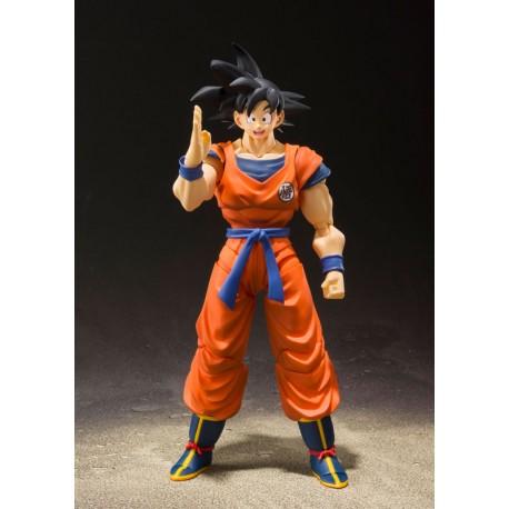 S.H.Figuarts Dragon Ball Z - SON GOKU - (A Saiyan Raised on Earth)