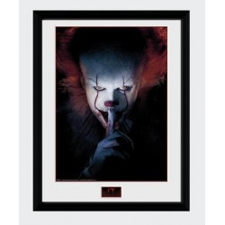 Poster enmarcado - IT - Pennywise