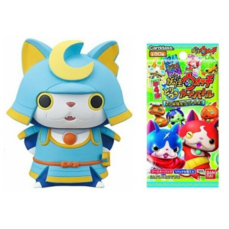 Yo-Kai Watch - SHOGUNYAN - Figura + Cartas