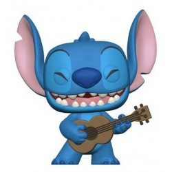 POP - Lilo & Stitch - STITCH (con ukelele) - Funko
