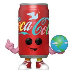 POP - Coca-Cola - LATA (Coca-Cola Can Hilltop Anniversary) - Funko