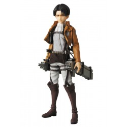 Attack on Titan - Levi  - Real Action Heroes (RAH)